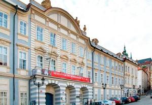 Пражская академия изящных искусств (AMU)
