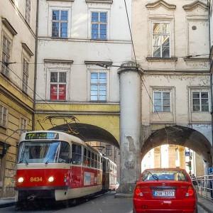 Транспорт Чехии