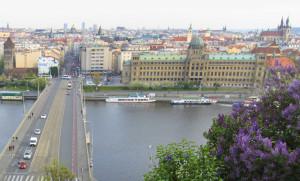 Чехия весной - лучшее время