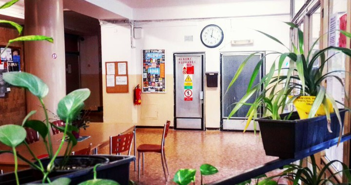 Общежитие ЧВУТ (ČVUT)