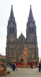 Пасхальные праздники в Чехии