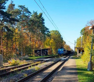 Студенческая осень в Праге и за ее пределами