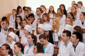 Медицинские специальности в чешских вузах