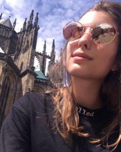 Дарина Волынская: как я поступила в Высшую Школу Экономике в Праге VŠE