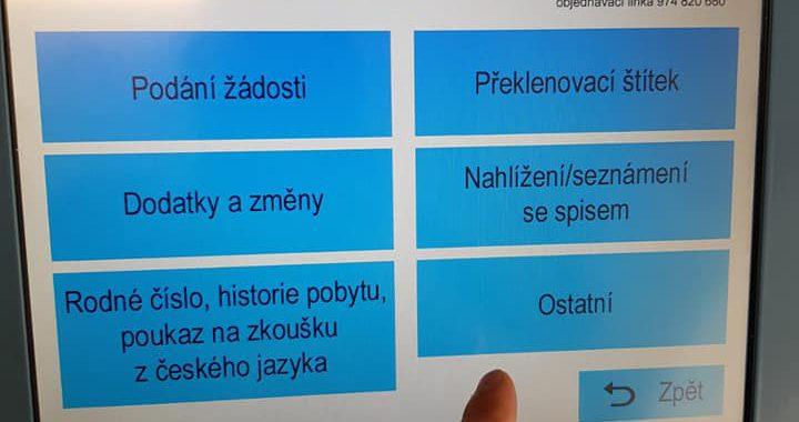 для тех студентов, которые приехали первый раз на учебу в Чехию