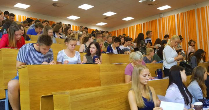Поддержка студентов после начала учебы в чешском ВУЗе