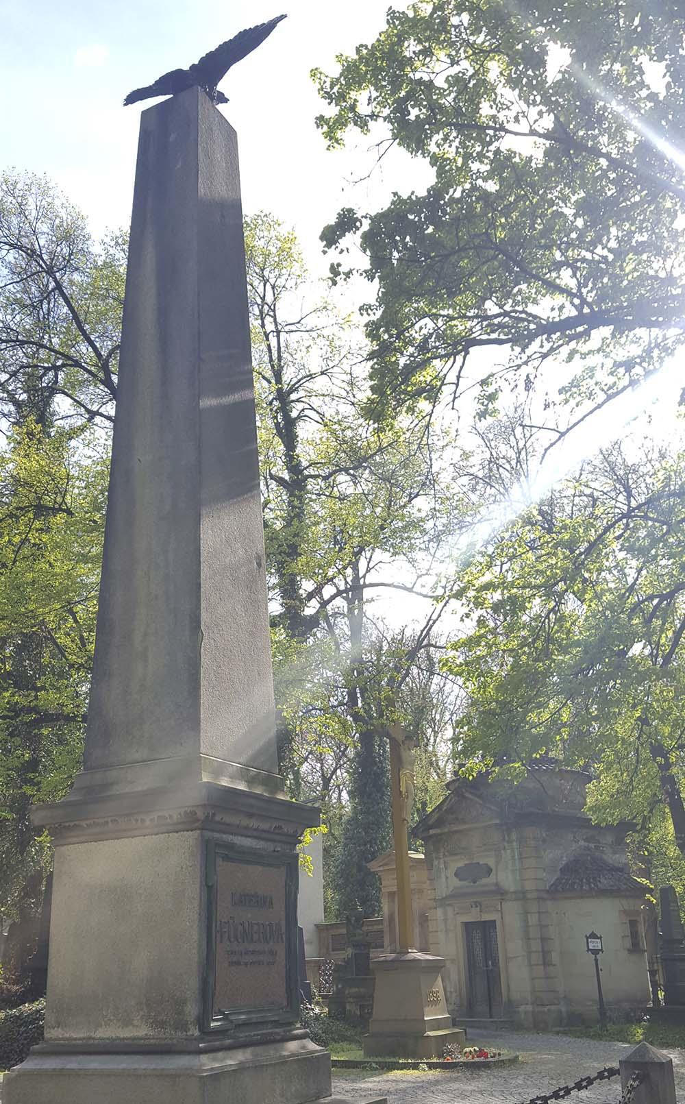 Ольшанское кладбище для прогулок и самообразования